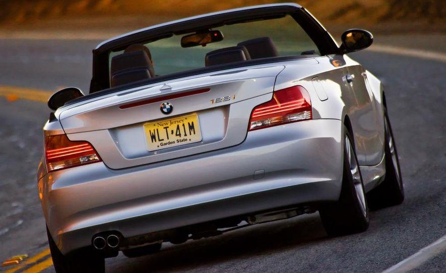 2008 BMW 128i convertible - Slide 6
