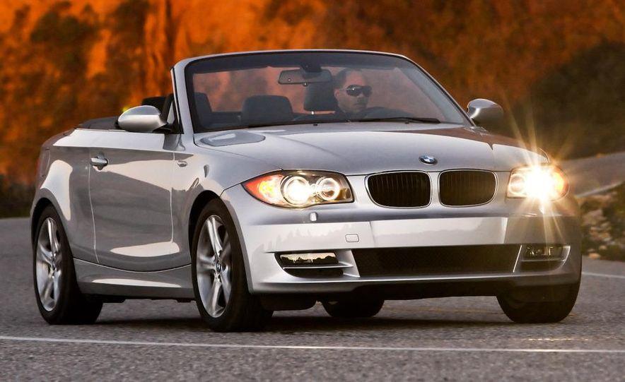 2008 BMW 128i convertible - Slide 7