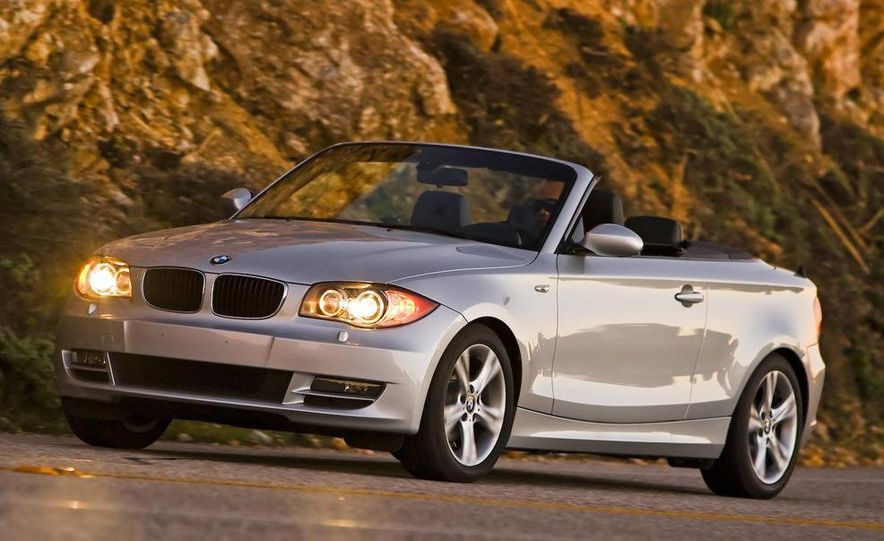 2008 BMW 128i convertible - Slide 8