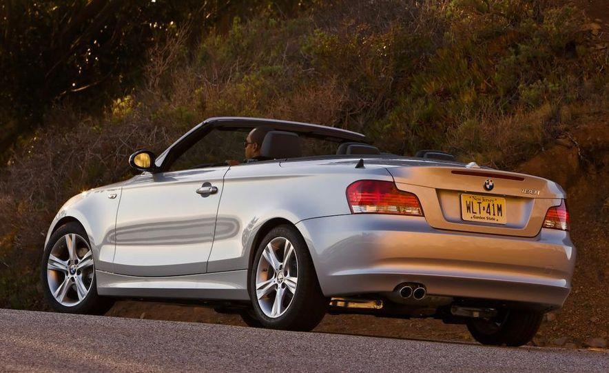 2008 BMW 128i convertible - Slide 9