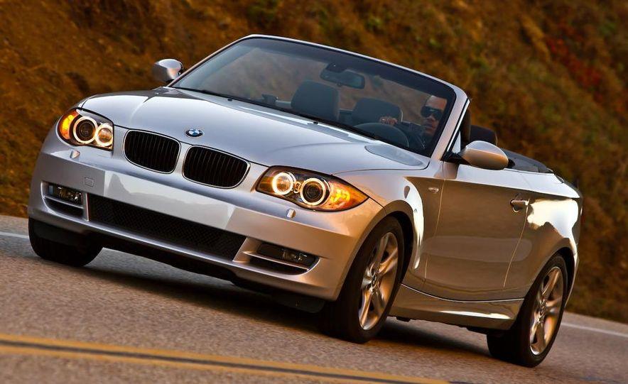 2008 BMW 128i convertible - Slide 15