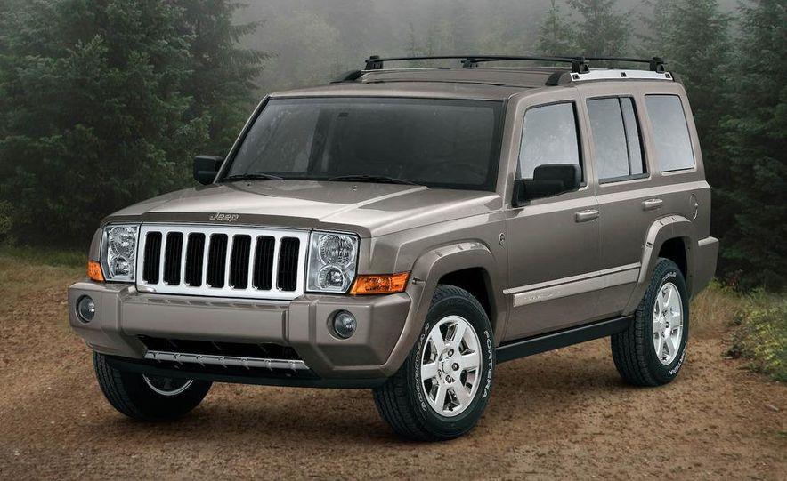 2008 Jeep Commander - Slide 1