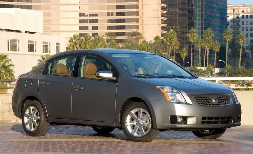 2008 Nissan Sentra - Slide 1