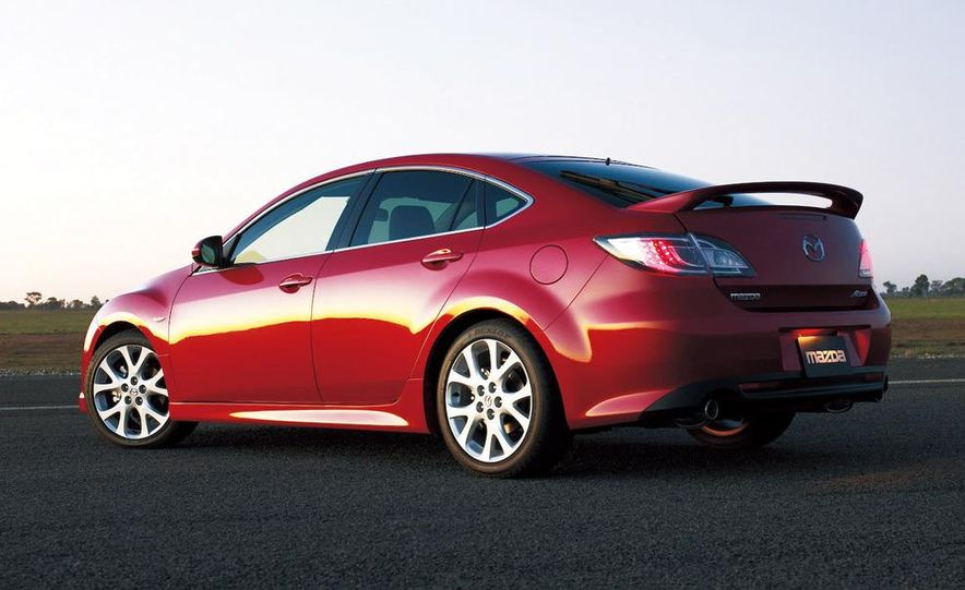 2009 Mazda 6 - Slide 9