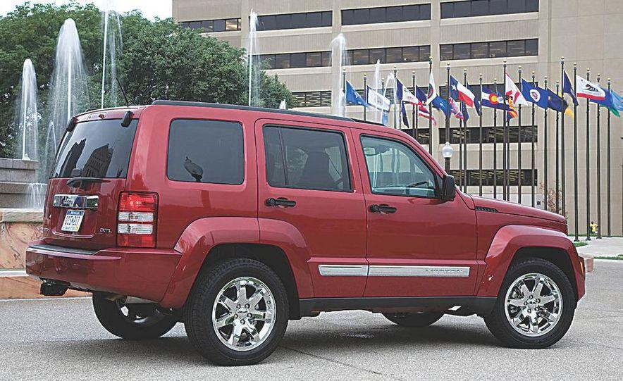 2008 Jeep Liberty - Slide 5