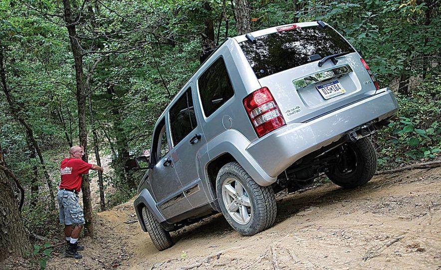 2008 Jeep Liberty - Slide 8