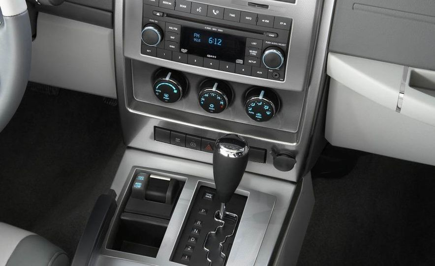 2008 Jeep Liberty - Slide 13