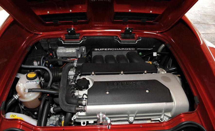 2008 Lotus Elise SC 220 - Slide 32