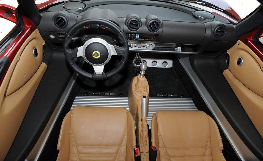 2008 Lotus Elise SC 220 - Slide 33