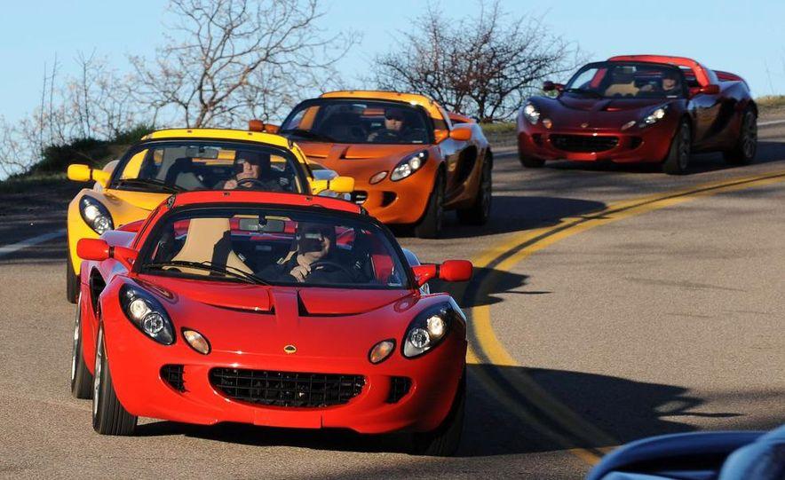 2008 Lotus Elise SC 220 - Slide 2