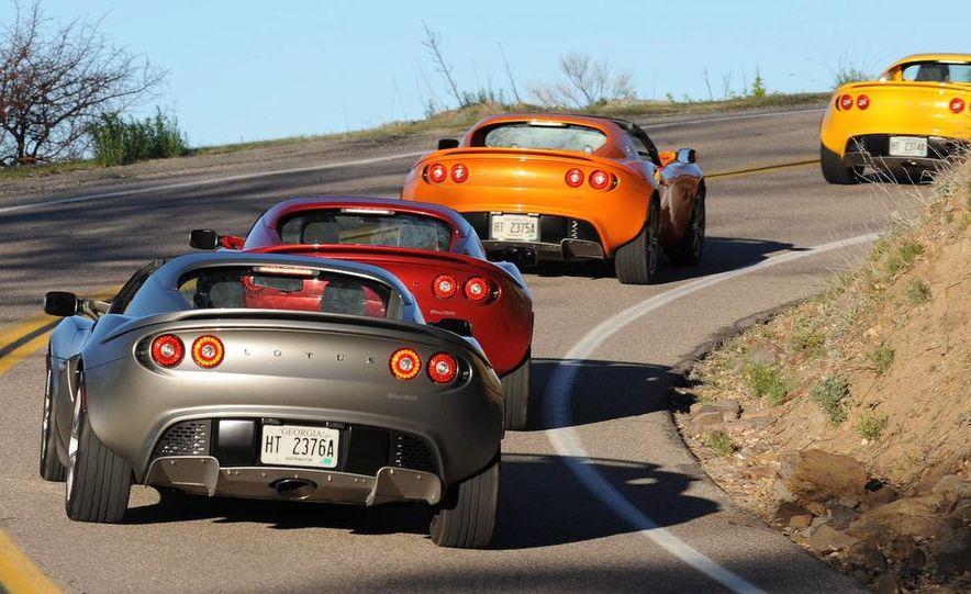 2008 Lotus Elise SC 220 - Slide 3
