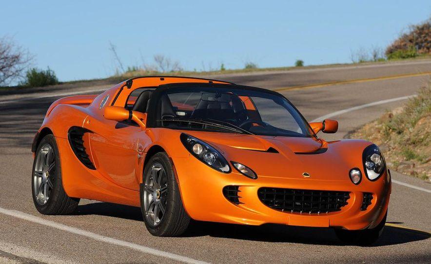 2008 Lotus Elise SC 220 - Slide 5