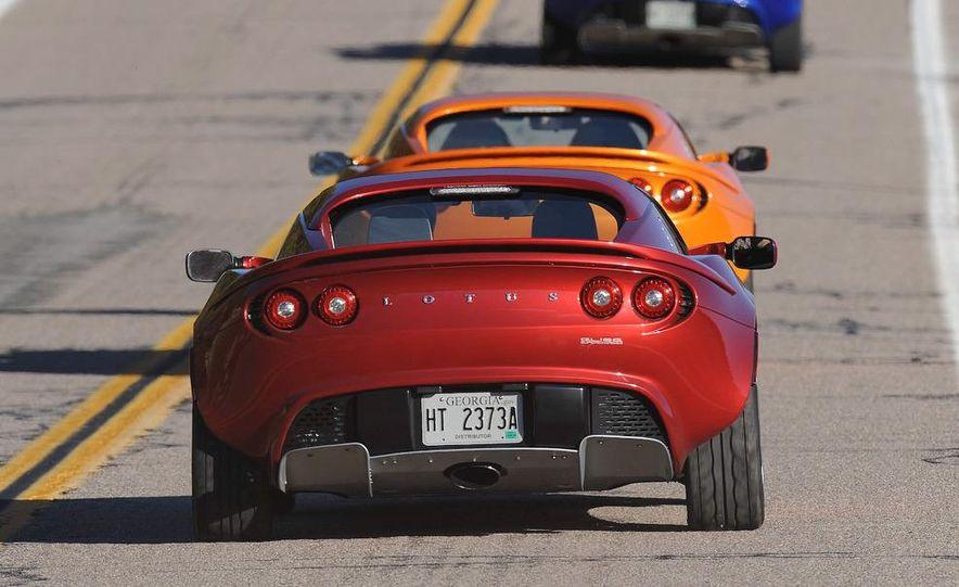 2008 Lotus Elise SC 220 - Slide 8