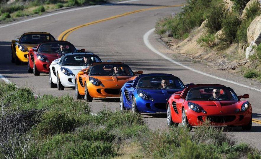 2008 Lotus Elise SC 220 - Slide 10