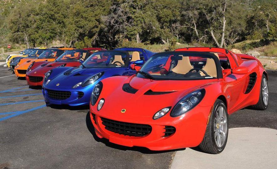 2008 Lotus Elise SC 220 - Slide 11