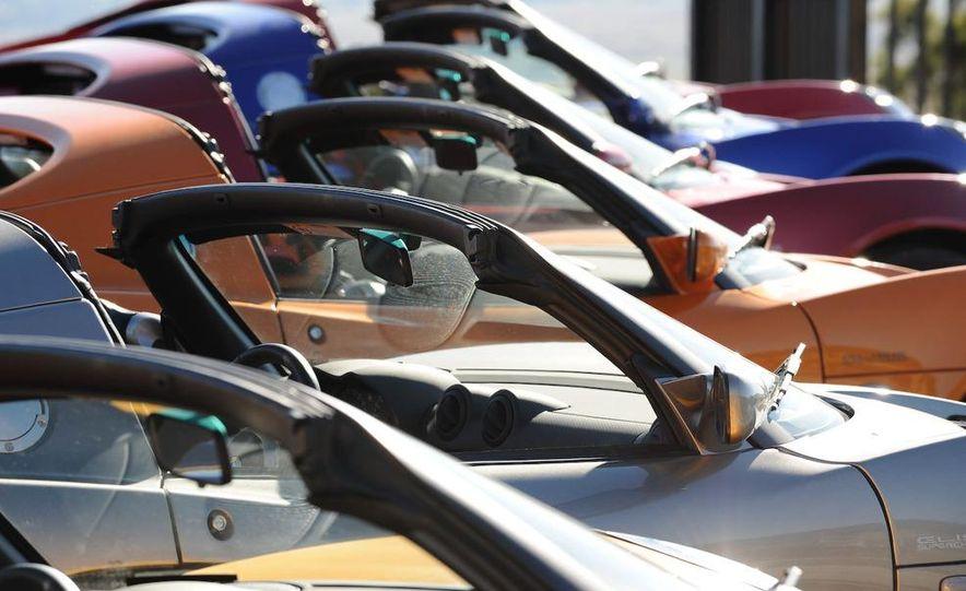 2008 Lotus Elise SC 220 - Slide 14