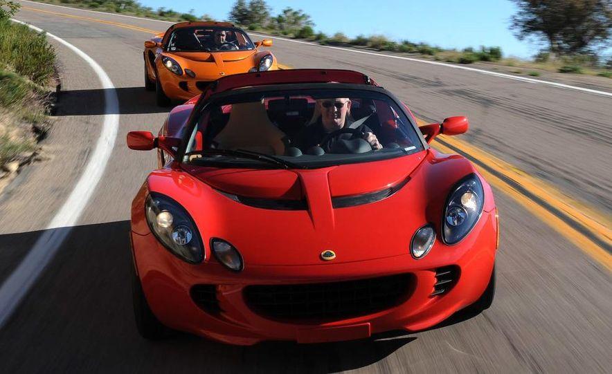 2008 Lotus Elise SC 220 - Slide 16