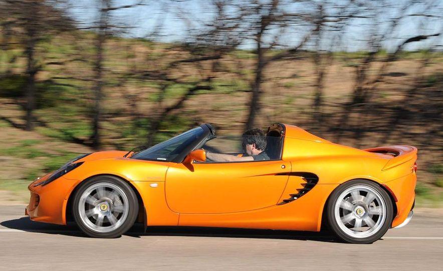 2008 Lotus Elise SC 220 - Slide 17