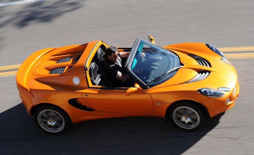2008 Lotus Elise SC 220 - Slide 18