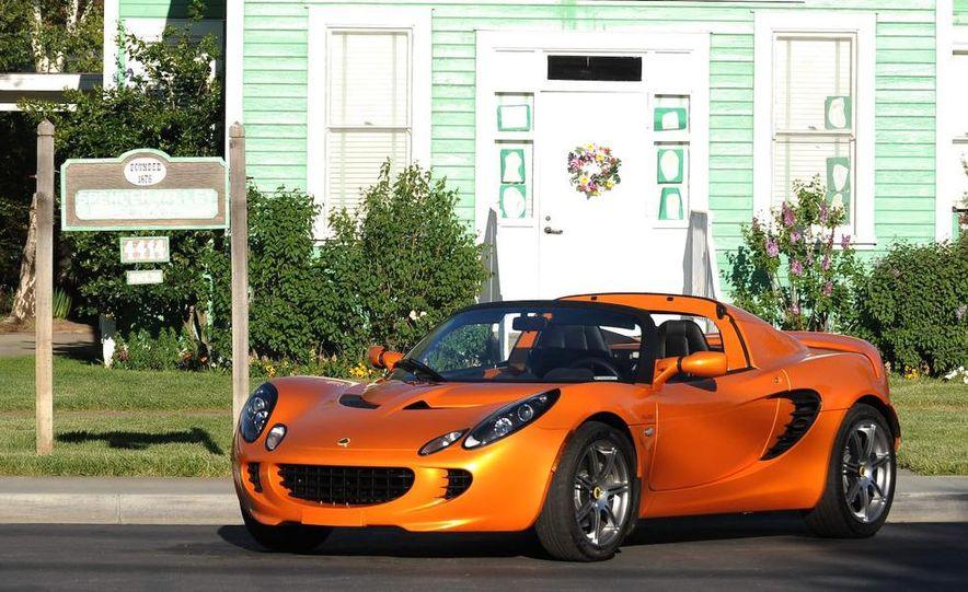 2008 Lotus Elise SC 220 - Slide 20