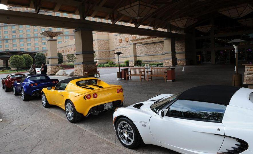 2008 Lotus Elise SC 220 - Slide 25