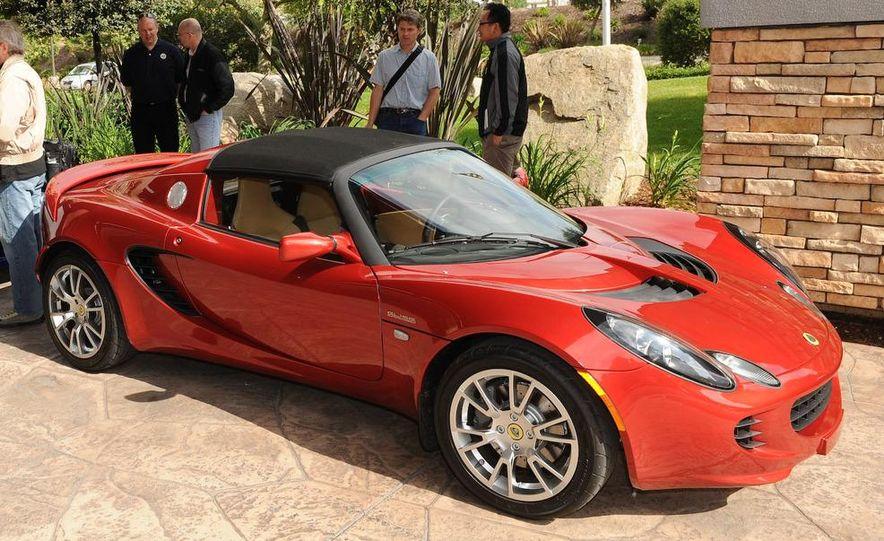 2008 Lotus Elise SC 220 - Slide 26