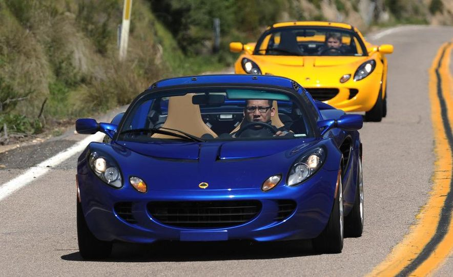 2008 Lotus Elise SC 220 - Slide 28