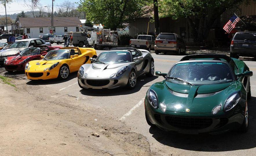 2008 Lotus Elise SC 220 - Slide 31