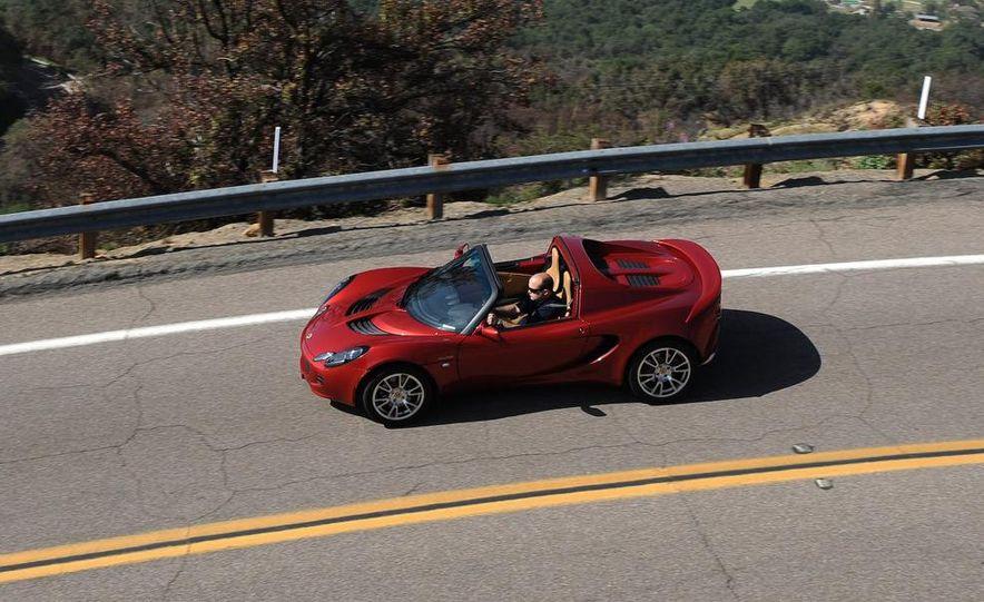 2008 Lotus Elise SC 220 - Slide 36