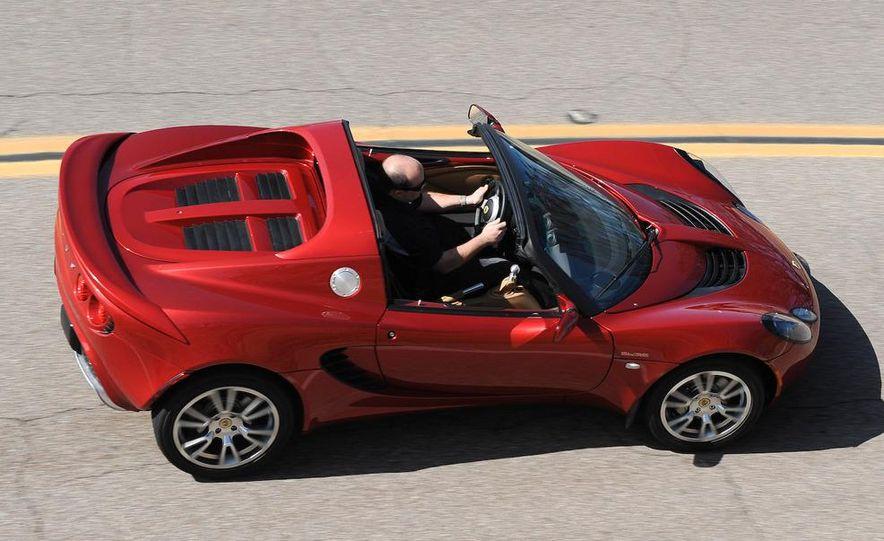 2008 Lotus Elise SC 220 - Slide 37