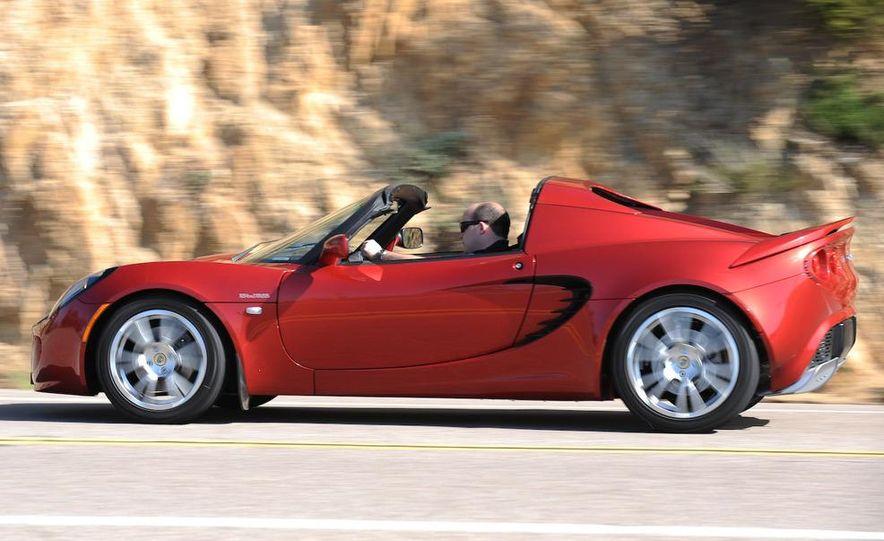 2008 Lotus Elise SC 220 - Slide 39