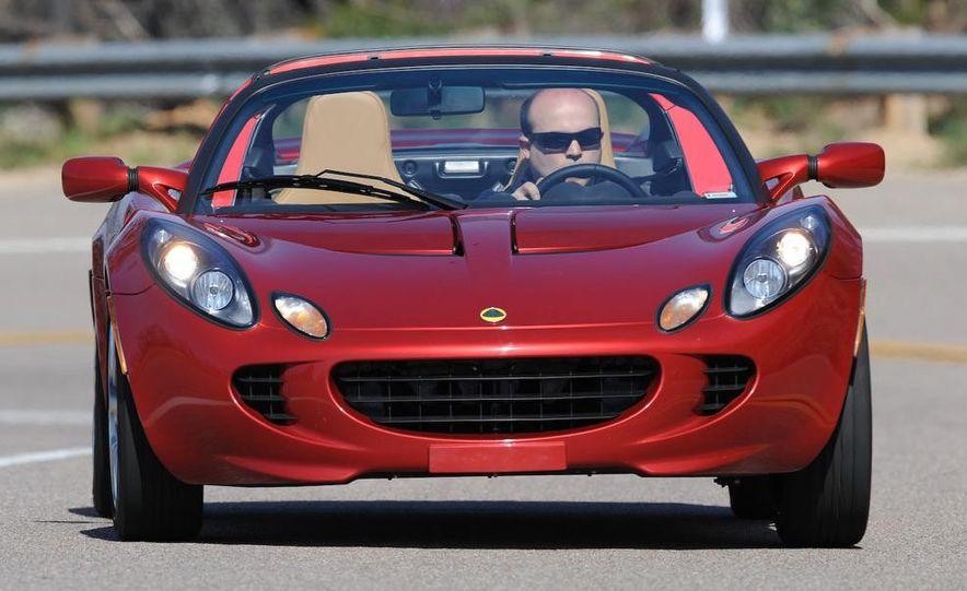 2008 Lotus Elise SC 220 - Slide 41
