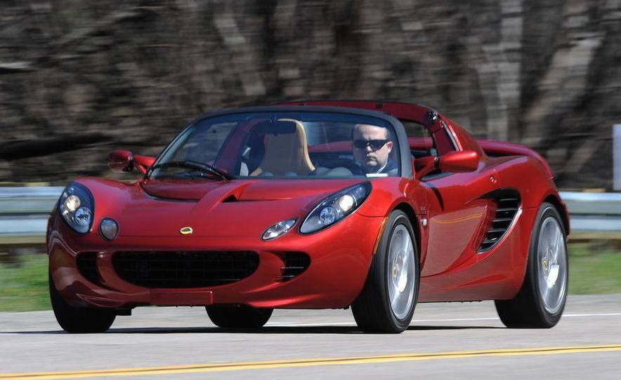 2008 Lotus Elise SC 220 - Slide 42