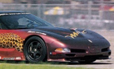1997 Mallett 435S Corvette