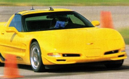 2000 Lingenfelter Twin-Turbo Corvette Stage II