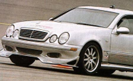 2001 Renntech CLK60SC