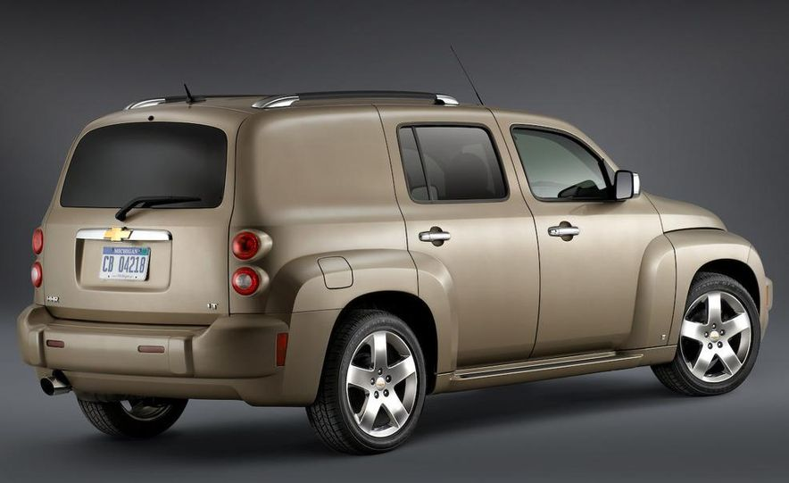 2008 Chevrolet HHR - Slide 2