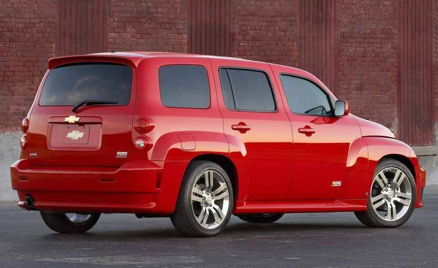 2008 Chevrolet HHR - Slide 11