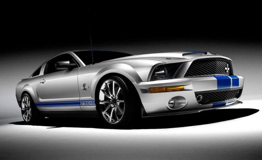 2008 Shelby GT500KR - Slide 1