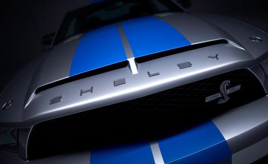 2008 Shelby GT500KR - Slide 6