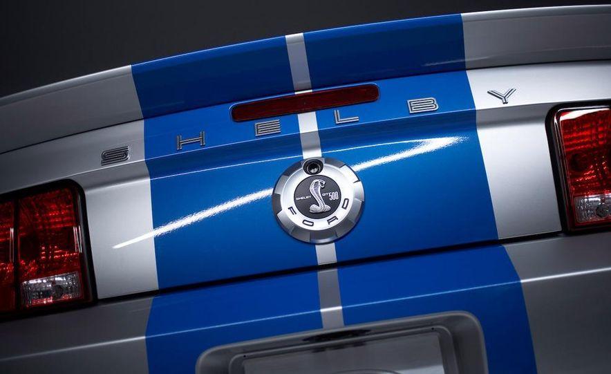 2008 Shelby GT500KR - Slide 7