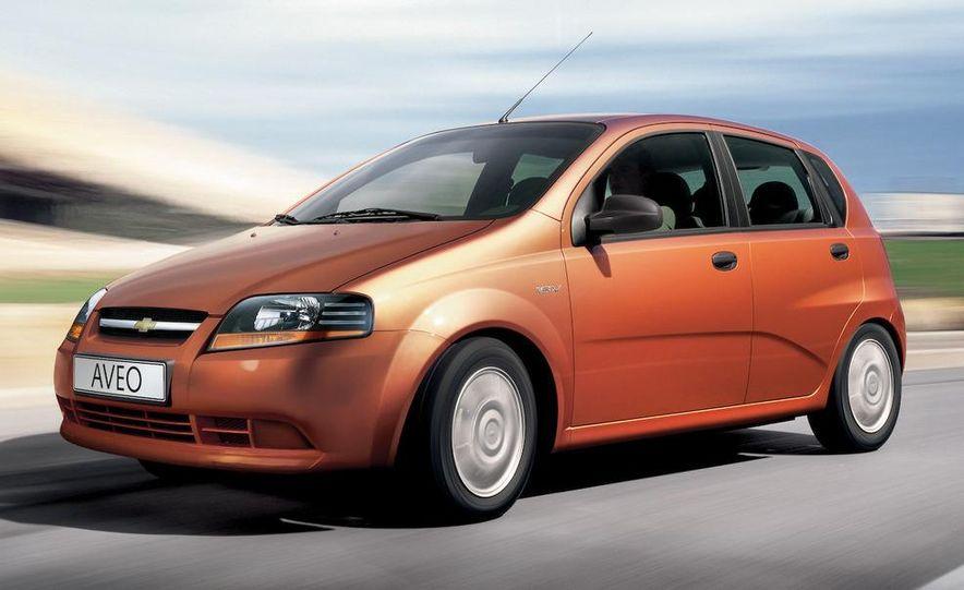2008 Chevrolet Aveo - Slide 4