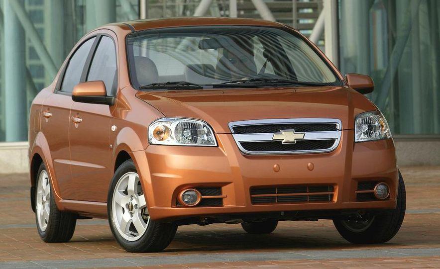 2008 Chevrolet Aveo - Slide 6
