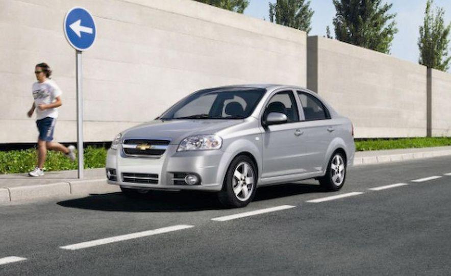 2008 Chevrolet Aveo - Slide 10