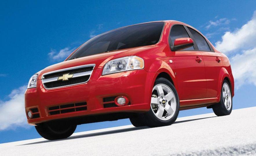 2008 Chevrolet Aveo - Slide 11