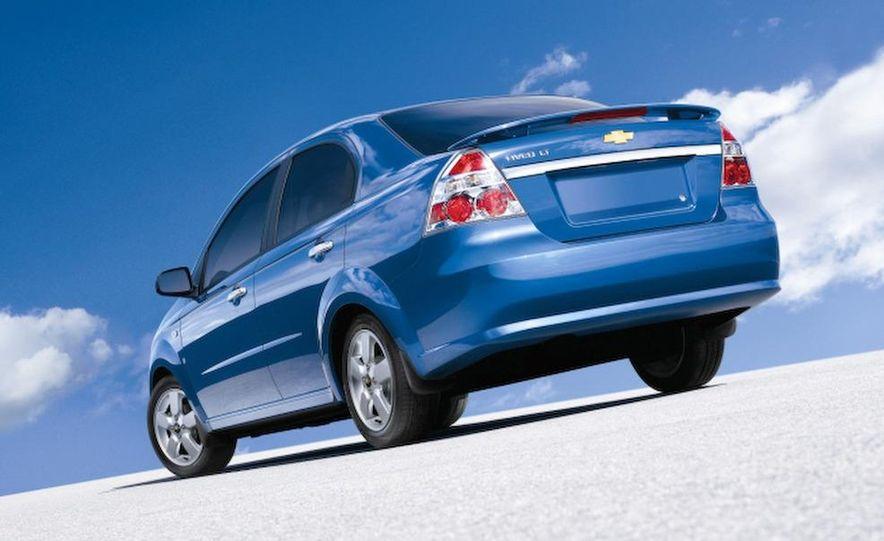 2008 Chevrolet Aveo - Slide 17