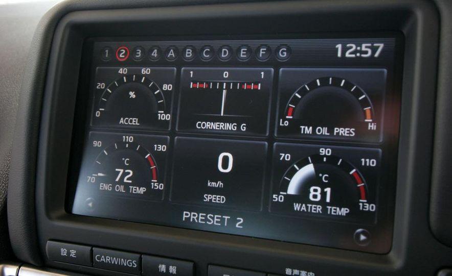 2009 Nissan GT-R - Slide 22