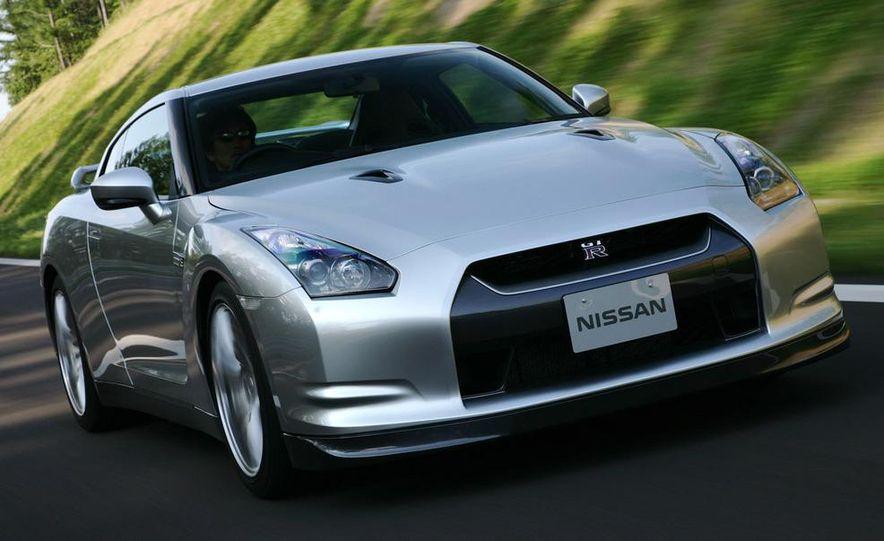 2009 Nissan GT-R - Slide 7