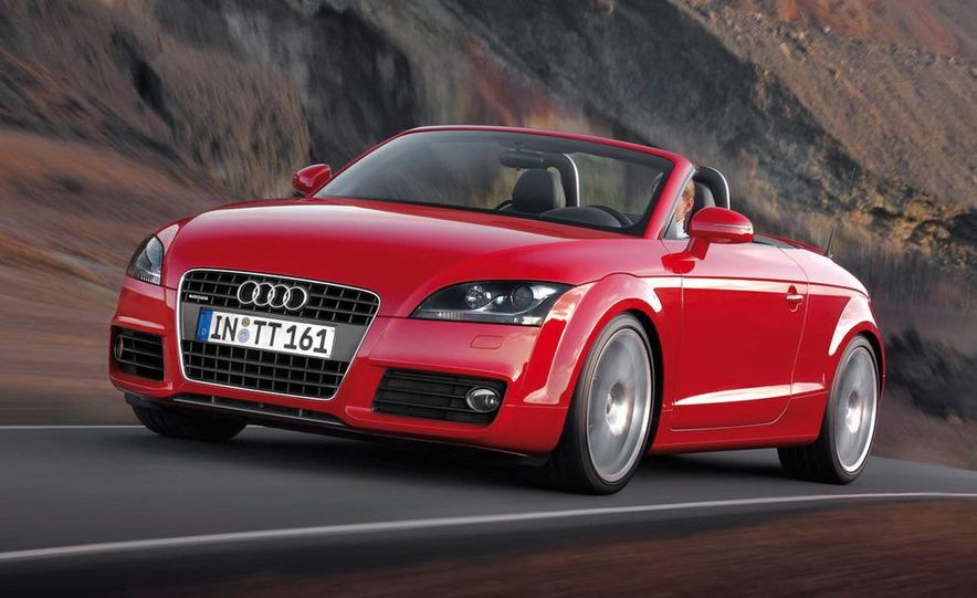 2009 Audi TTS coupe - Slide 16