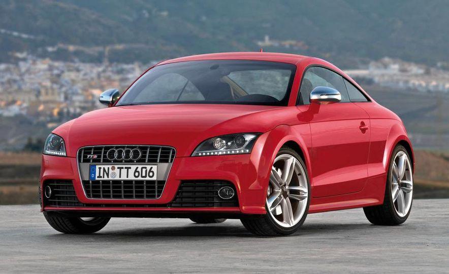 2009 Audi TTS coupe - Slide 3
